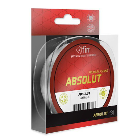 FIN ABSOLUT 150m 0,22mm